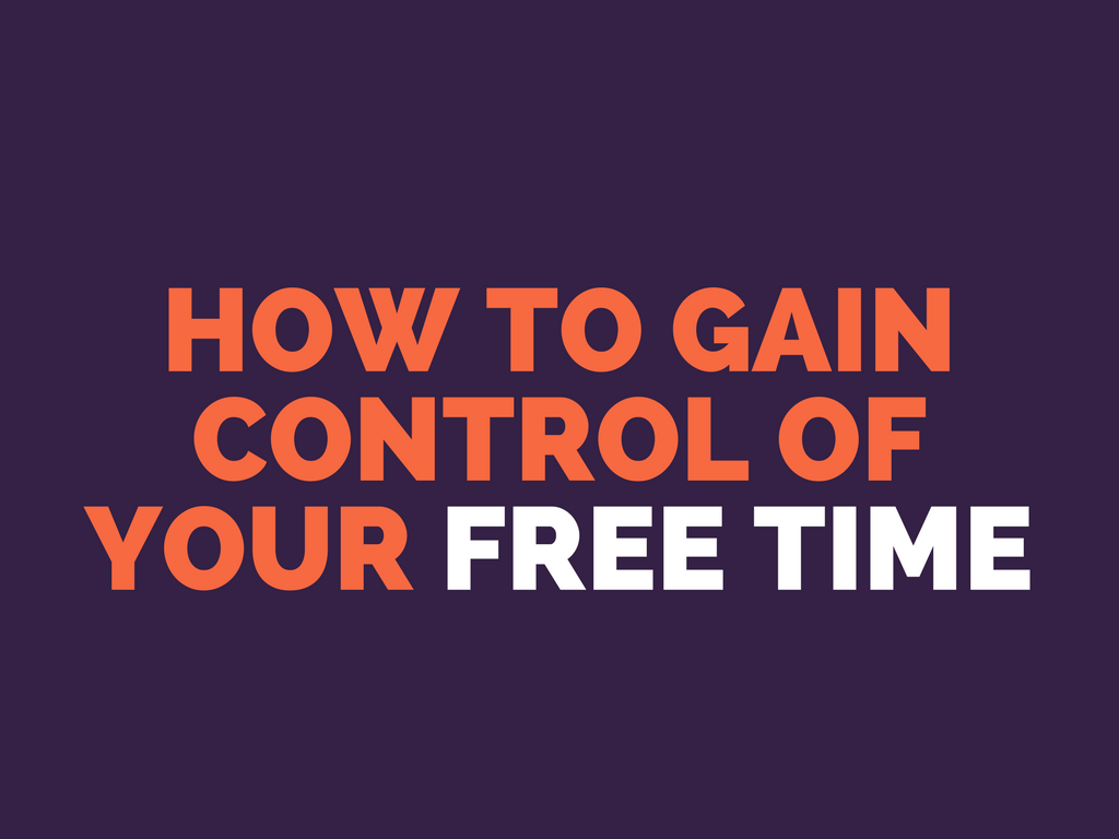 HOW TO CONTROL TIME 71